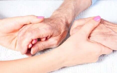 Vanhukset tarvitsevat seuraa