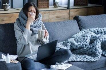 Miksi influenssa leviää enemmän talvella?