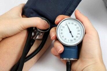 5 luonnollista rohtoa korkean verenpaineen hoitoon