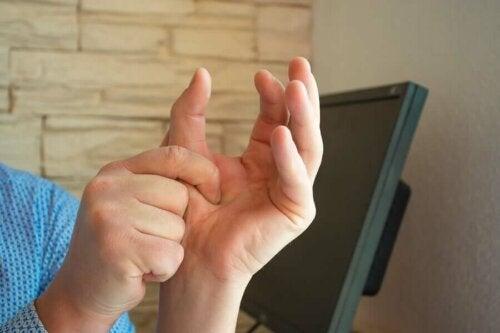 Myofaskiaaliset triggeripisteet voivat kadota asianmukaisella kipualueiden hieronnalla ja riittävällä levolla