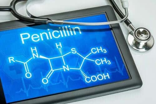 Penisilliini ja sen käyttötarkoitukset
