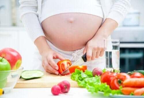 Ruokavalion merkitys raskauden aikana