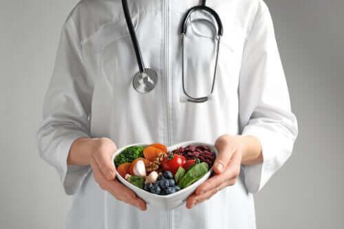 Terveellisesti syöminen edistää sydämen terveyttä