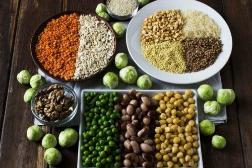 Proteiinia tuottavat elintarvikkeet ovat sekä eläin- että kasviperäisiä, mutta niiden laatu vaihtelee