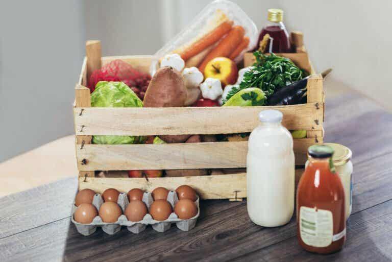 Mitä tarkoittaa kestävä ruokavalio?