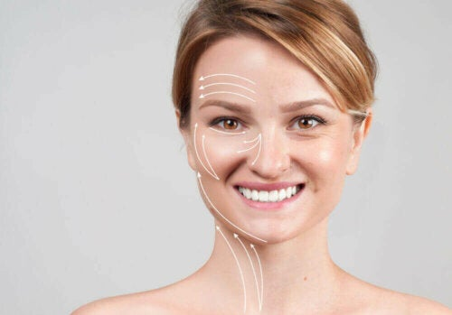 Kollageenipeptidejä käytetään moniin kosmeettisiin tarkoituksiin, koska ne parantavat merkittävästi ihon ulkonäköä
