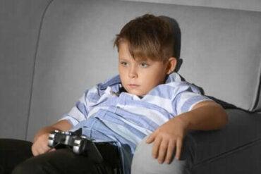 Lasten fyysisen aktiivisuuden puute on kasvava epidemia