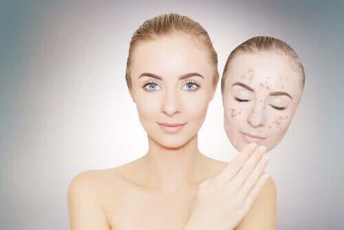 Vaalentavat ihovoiteet: kuinka niitä käytetään?