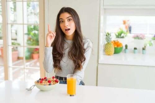 Syötkö riittävästi kuitua?