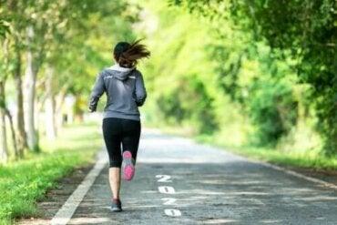 Kävelyn ja juoksun yhdistäminen apuna painonpudotukseen