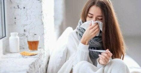 Seljan terveyshyödyt auttavat torjumaan flunssaa