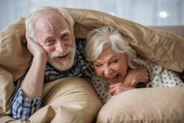 Seksuaalisuus vanhemmalla iällä