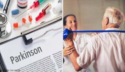 Madopar on Parkinsonin taudin hoitoon käytetty lääke.