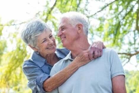 Seksuaalisuus ei pääty vanhemmalla iällä
