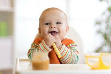 Vauvan vieroitus rintamaidosta: kuinka aloittaa kiinteän ruoan antaminen