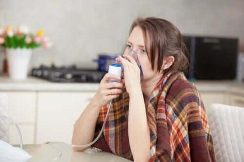 Kun keuhkoissa on bakteereja, se voi aiheuttaa hengitysvaikeuksia