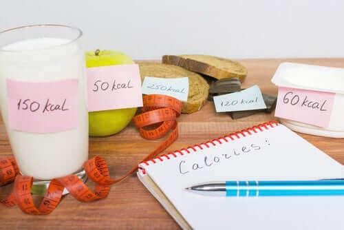 Muuttuvatko kalorit rasvaksi?