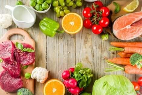 Fleksitarianismin hyödyt liittyvät runsaaseen kasviperäisten ruokien syöntiin