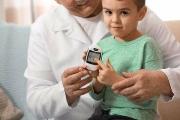 Normaali verensokeri lapsilla