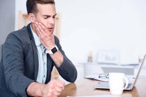 Purentaelimistön toimintahäiriö vaikuttaa elämänlaatuun.