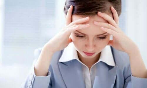 Liiallinen huoli omasta terveydestä voi aiheuttaa voimakasta ahdistusta