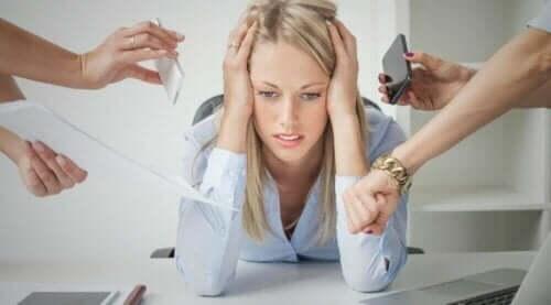 Stressi voi uuvuttaa