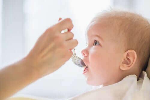 Saako probiootteja antaa vauvalle?