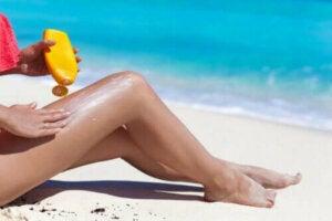 Auringon säteilyn aiheuttamat terveysvaikutukset
