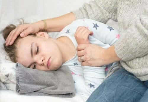 Lapsuuden epilepsia on vaikea sairaus.