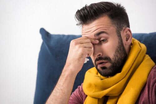 Nenäkuorikoiden liikakasvu: aiheuttajat ja oireet