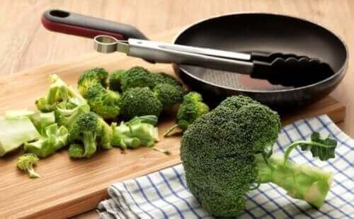 Mitä vihanneksia on suositeltavaa syödä?