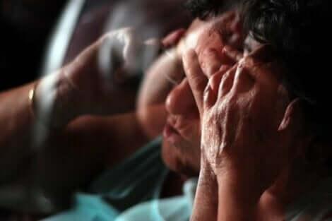 Liika kortisoli voi johtua stressistä