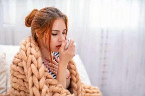 Yhteys astman ja nuhan välillä