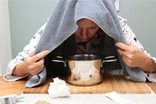 Eteerisen oreganoöljyn hyödyt flunssan hoidossa
