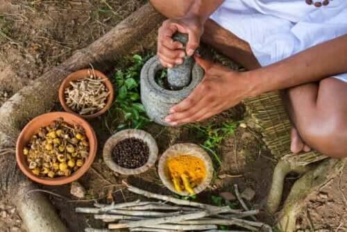 Ayurveda-ruokavalio on erilainen jokaiselle doshalle
