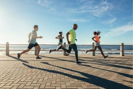 Hölkkä eroaa juoksusta muun muassa vauhdissa