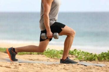 Ruoat, jotka vahvistavat lihaksia ja jänteitä