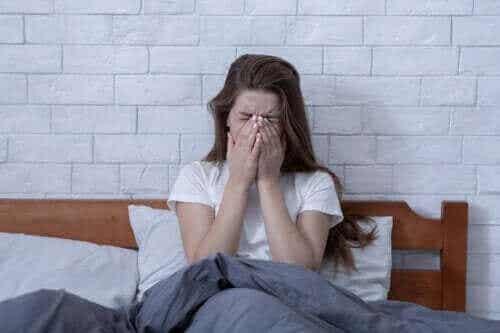 Stressistä johtuva unettomuus: mitä sille voi tehdä?