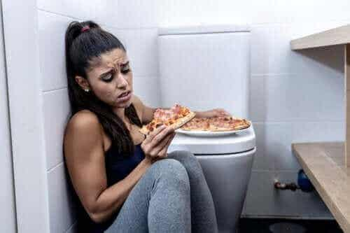 Bulimian eri muodot