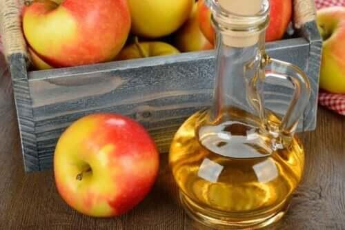 Omenaviinietikan ominaisuudet on havaittu tutkimuksissa