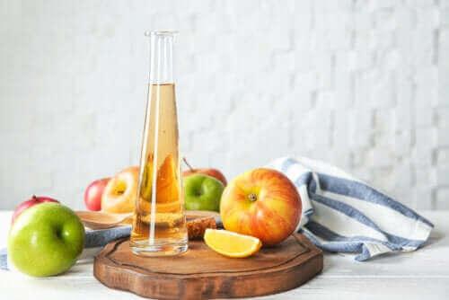 Liiallisen omenaviinietikan käytön sivuvaikutukset