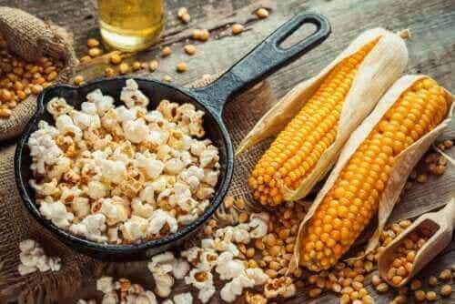 Popcornia terveellisemmällä ja herkullisemmalla tavalla