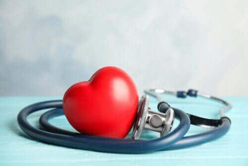 Erilaiset sydänsairaudet ja niiden oireet