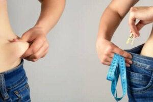 Ihanteellinen vatsan ympärysmitta