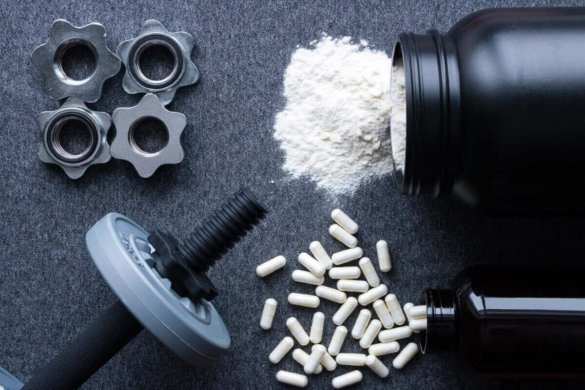 Kreatiinin eri tyypit ja käyttötavat.