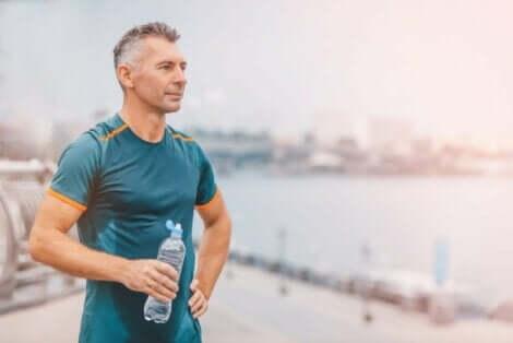 Immuunijärjestelmän ikääntyminen on osittain kiinni terveellisistä elämäntavoista
