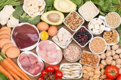 Biotiinipitoiset ruoka-aineet edistävät kauneutta