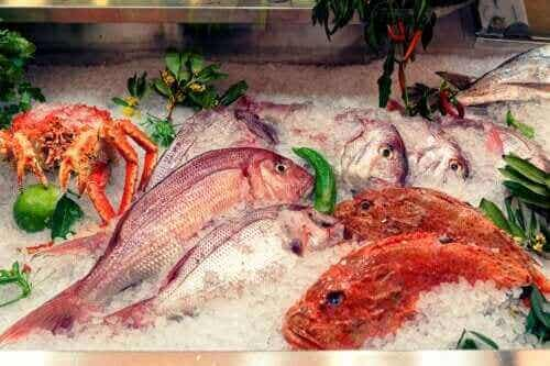 Elohopea kaloissa ja sen vaikutukset