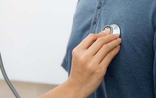 Sydämen sivuäänet: luokittelu ja hoito