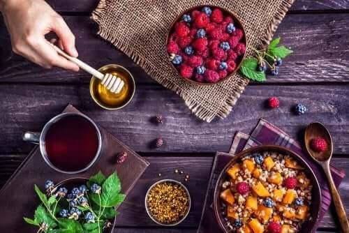 Biotiinipitoiset ruoka-aineet edistävät hiusten ja ihon kauneutta